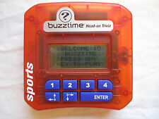 Buzztime Head-On Challenge SPORTS Wireless by Cacacor Hand Held Game Trivia