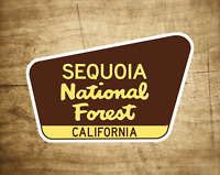 Six Rivers National Forest Sticker R3312 California YOU CHOOSE SIZE