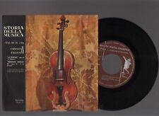 storia della musica disco 33 giri - vol.II - numero 3 - il cannone di paganini