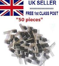 C945 C945P 2SC945 TO-92 GENERAL PURPOSE (NPN) TRANSISTOR (PACK OF 50) UK SELLER