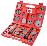 22 PIECES CALIPER TOOL SET BRAKE PISTON REWIND WIND BACK TOOL KIT UNIVERSAL