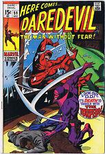 DAREDEVIL 59 Marvel Comics 1969 Roy Thomas GENE COLAN art THE TORPEDO