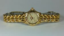 TAG Heuer SEL Sports Elegance 18K Gold Date Quartz Ladies Watch + Boxes & Papers
