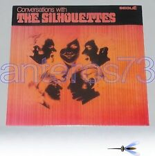 """THE SILHOUETTES """"CONVERSATIONS WITH"""" CD SEGUE REPRINT - SEALED"""
