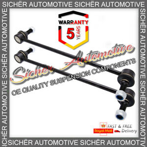 Genuine Sicher Nissan Micra K12 2005 > Front Anti Roll Bar Drop Links x 2 L&R