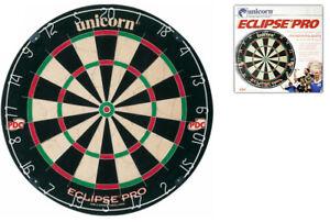 UNICORN Eclipse Pro Dartboard / Dartscheibe / Bristleboard