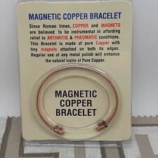 CELTIC COPPER MAGNETIC BRACELET - Celtic Design - RELIEF FOR ARTHRITIS