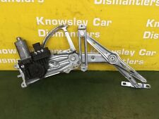 VAUXHALL ASTRA 98-05 MK4 (G) PASSENGER SIDE FRONT WINDOW REGULATOR & MOTOR