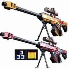 Plastic Infrared Water Bullet Gun Toy For Children Boys Sniper Rifle Pistol Soft