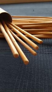Spanking Cane - Plain Kooboo canes 3 pack