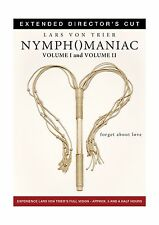 Nymphomaniac: Extended Director's Cut Volume 1 & 2 Free Shipping