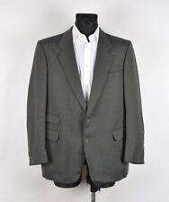 Burberry's Vintage Men Multicolored Wool Jacket Blazer Size 28, Genuine