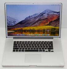 "Apple MacBook Pro A1297 17"" Laptop - Intel Core i7 2.66GHz 8GB RAM 240 GB SSD"