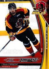 2003-04 Belleville Bulls #2 Rane Carnegie