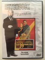 LES 39 MARCHES (Alfred Hitchcock) DVD NEUF SOUS BLISTER