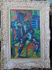 Luigi Corbellini Oil Painting  Famus  Italian Artist