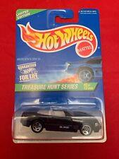 Hot Wheels Treasure Hunt collector #580 Blue Mercedes 500 SL