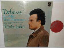 SAL 3798 Debussy La Mer Trois Nocturnes Concertgebouw Eliahu Inbal