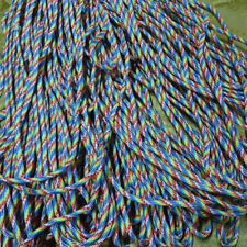 25FT  550 Paracord Parachute Cord Lanyard Mil Spec Type III 7 Strand Core A12