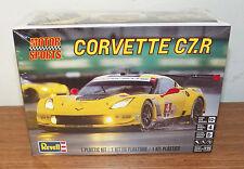 Revell Monogram MotorSports Corvette C7.R Plastic Model Kit 1/25
