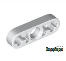 Lego 4x Technic Liftarm Flach 1x3 Weiß White Liftarm Thin 6632 Neuware New