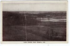 Vintage Angola, IN Postcard - Lake James - Unposted
