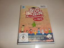 Nintendo Wii  Big Brain Academy für Wii