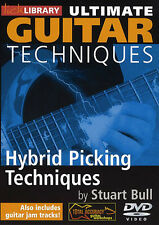 ULT GTR HYBRID PICKING TECH DVD; Bull, Stuart, Default setting, FMW - RDR0151