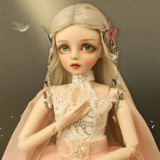 BJD 1/3 Doll 60cm Ball Jointed Doll Gift For Girls With Full Set Outfit Girl Toy