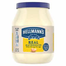 Hellmann's Real Mayonnaise, 64 oz