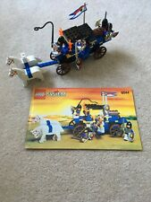 Lego 6044, Castle (King's Carriage) 99.9% COMPLETE *RARE*