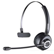 OVER THE HEAD WIRELESS HEADPHONE WITH BOOM MIC SOUND HEADSET O7Z for Smartphones