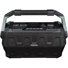 New Toshiba Trolley Rugged Wireless Bluetooth Rechargeable Speaker TY-ASC20