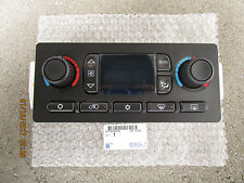 06 - 09 CHEVY TRAILBLAZER DIGITAL A/C HEATER CLIMATE TEMPERATURE CONTROL OEM NEW
