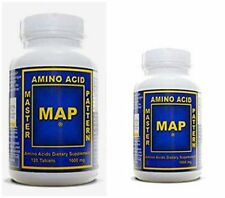 NEW MAP  Master Amino Acid Pattern 140 Tablets Muscle Building FREE SHIPPING