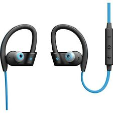 NEW Jabra Sport Pace Wireless Bluetooth Earbuds with In-Line Remote & Mic BLUE