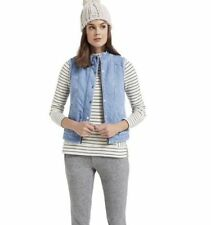 Polyester Vest Casual Coats & Jackets for Women