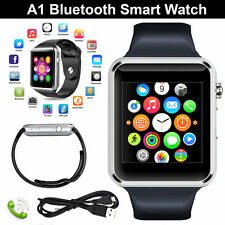 AU Newest GT08 Bluetooth Smart Watch NFC Wrist Phone Mate For IOS Android