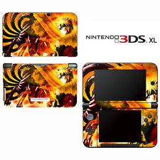 Vinyl Skin Aufkleber Cover für Nintendo 3ds XL ll-Naruto Shippuden