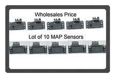 Lot of 10 Map Sensor Fits: Chevy Astro Blazer S10 GMC Safari Sonoma  Bravada