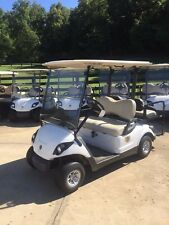 2010 Gas golf cart Yamaha Drive carts 4 seater with lights roof and windshield