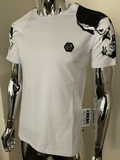 Philipp Plein Platinum Cut Philipp Plein TM Medium White SS T-shirt BNWT