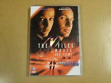 DVD / THE X FILES MOVIE / LE FILM ( DAVID DUCHOVNY, GILLIAN ANDERSON )
