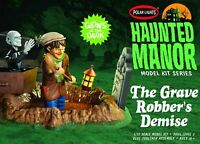 Polar Lights 1/12 Haunted Manor The Grave Robber's Demise 976