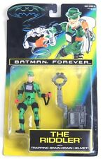 ESL3414. BATMAN FOREVER: THE RIDDLER Action Figure -Kenner (1995)