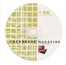 ChessBase Magazin Extra Nr. 86 - NEU / OVP Schach