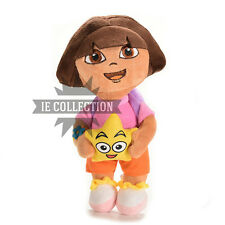 DORA L'ESPLORATRICE CON ZAINETTO PELUCHE PUPAZZO the Explorer doll plush Marquez