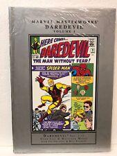 Marvel Masterworks Daredevil Vol 1 #1-11 - Hardcover Hc - New - Msrp $50