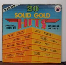 As Seen on TV 20 Solid Gold Hits various artists A-8016    071518LLE