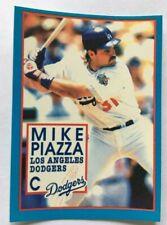 1997 Mike Piazza Venezuela Sticker Panini Los Angeles Dodgers